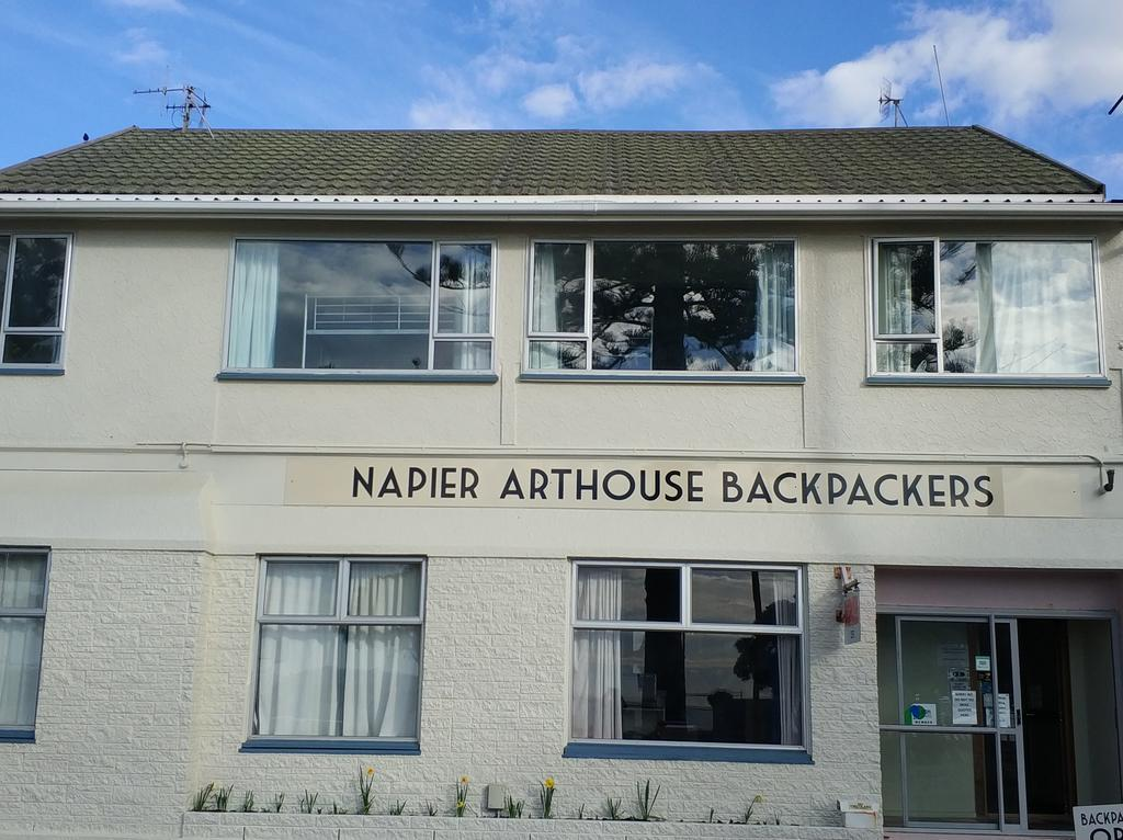 The Art House Backpackers