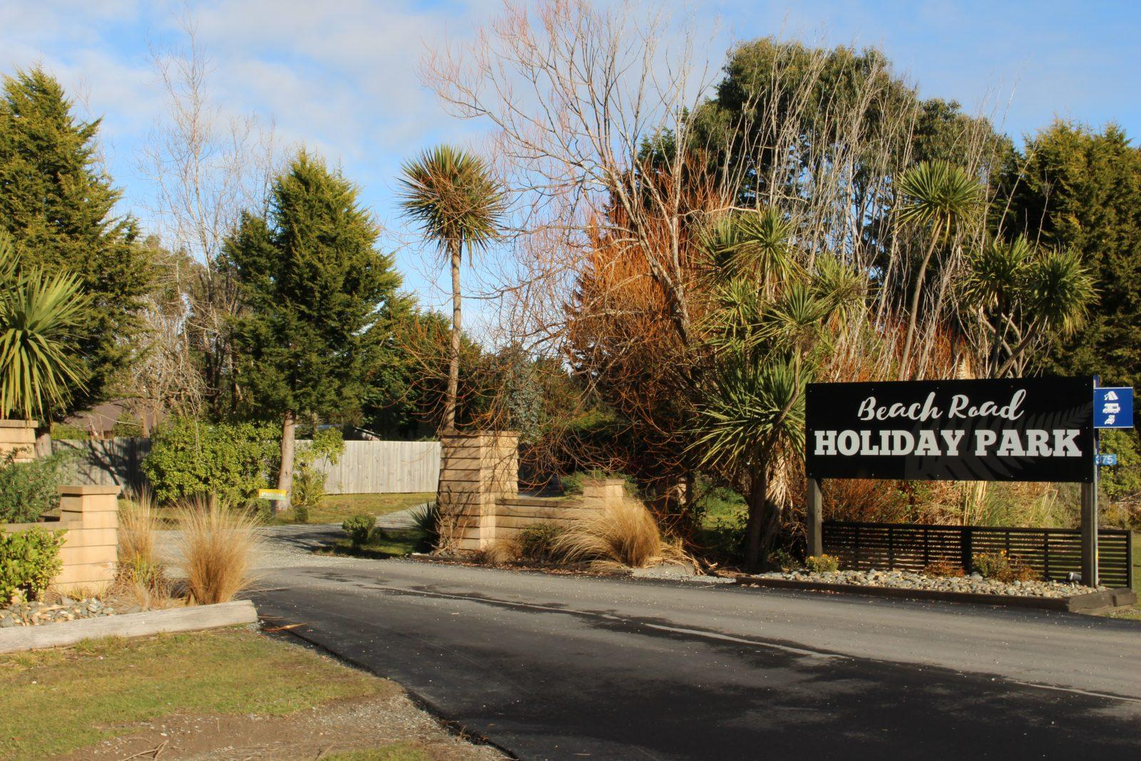 Beach Road Holiday Park