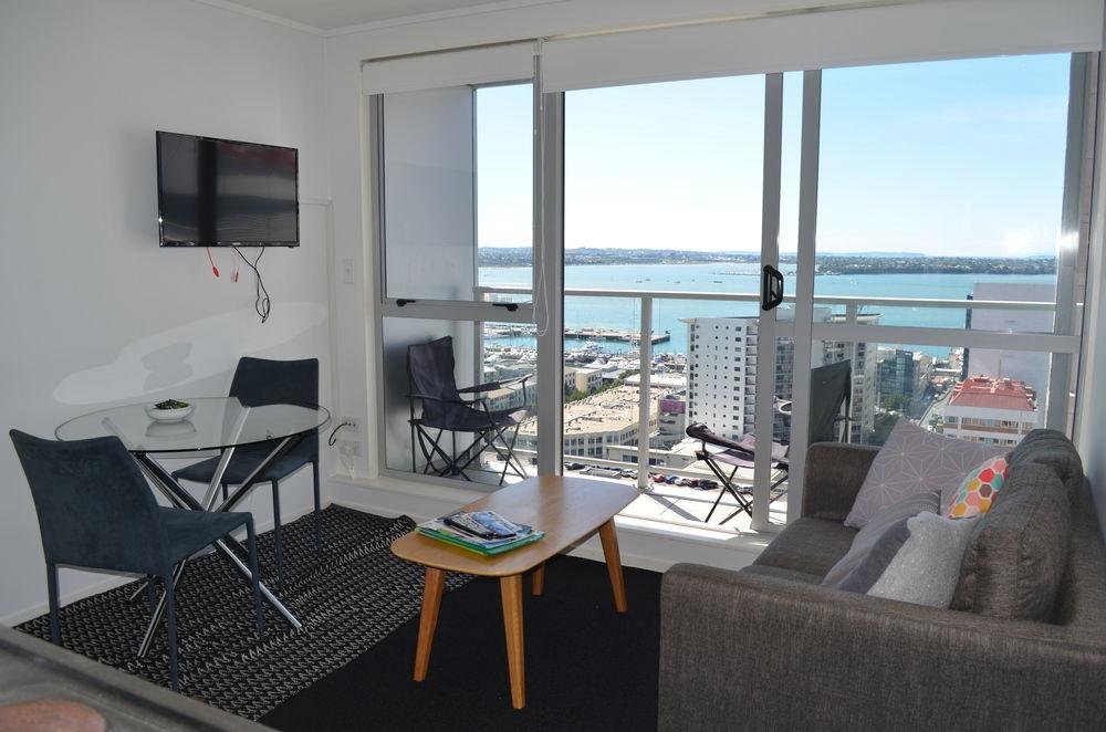Two Bedroom Harbour Views Apartment