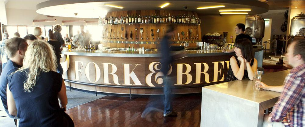 Fork and Brewer