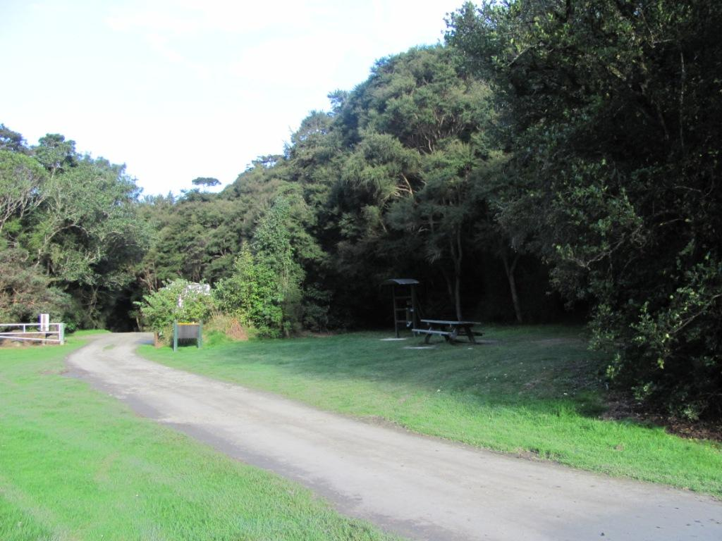 Trotters Gorge Campsite