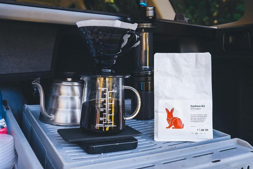 Red Rabbit Coffee Co.