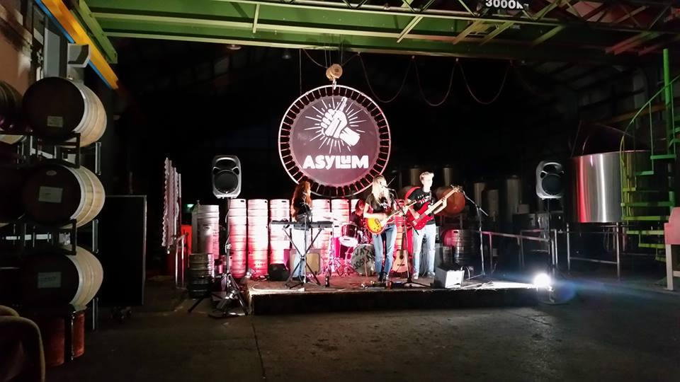 Invercargill Brewery & Asylum Music Venue