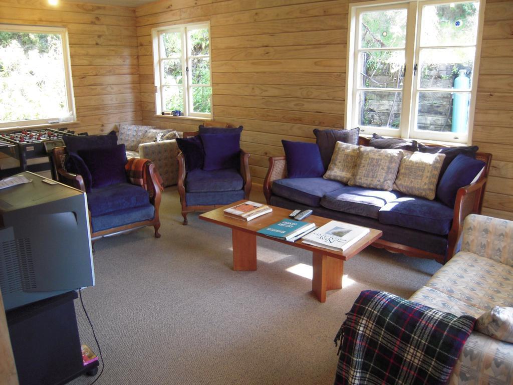 Little Earth Lodge