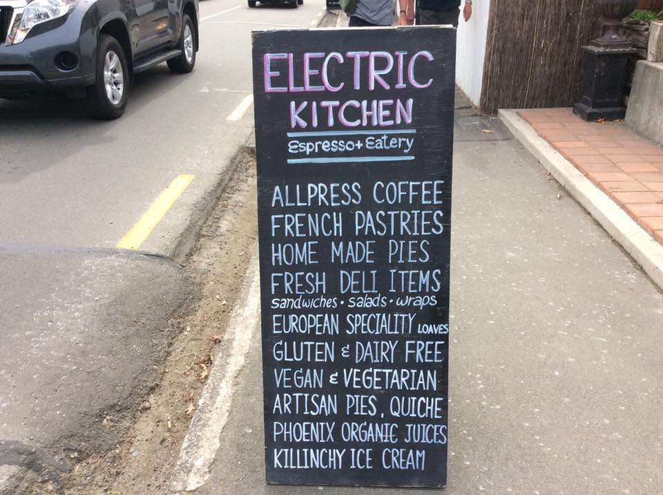 Electric Kitchen Espresso & Eatery
