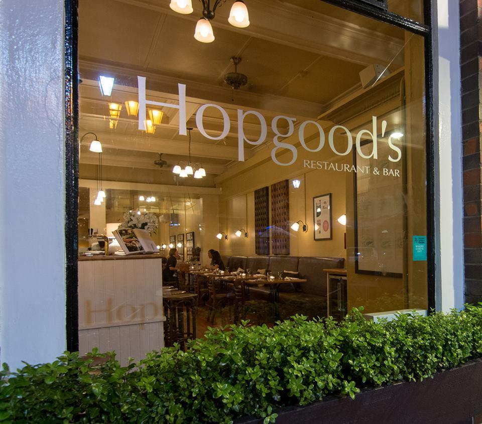 Hopgoods Restaurant