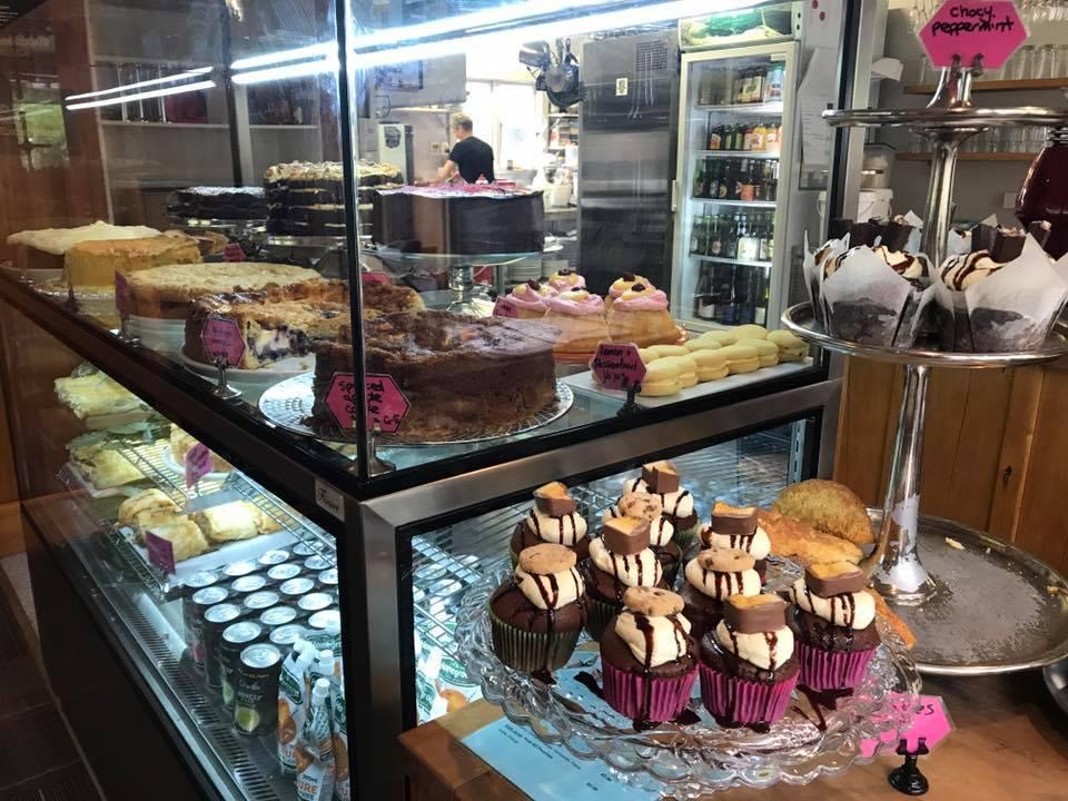 Raspberry Cafe Tai Tapu