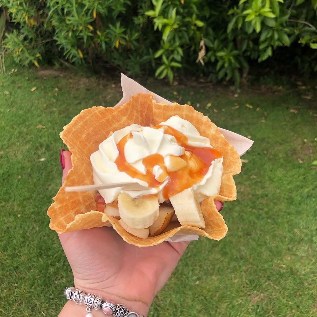 Danish Delight Ice Cream
