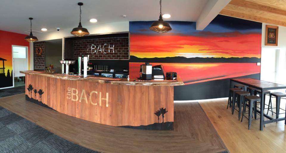 The Bach Bar & Restaurant