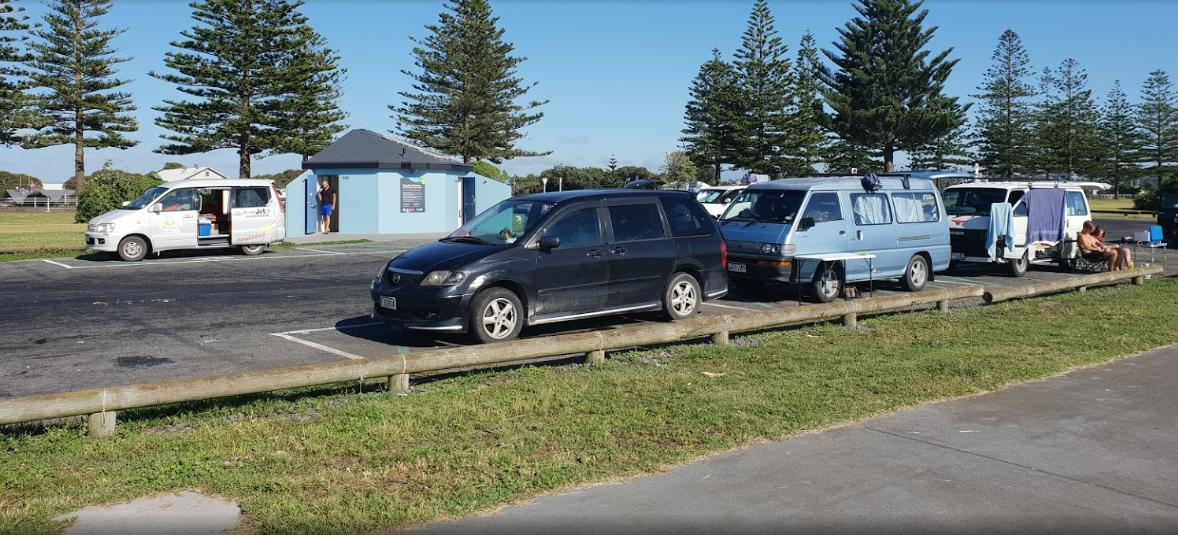 Foreshore Reserve Freedom Camping