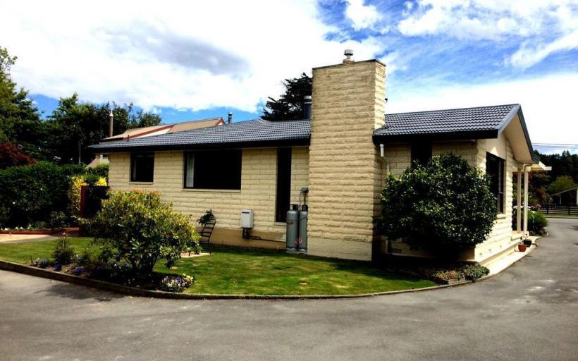 Geraldine Gateway Villa