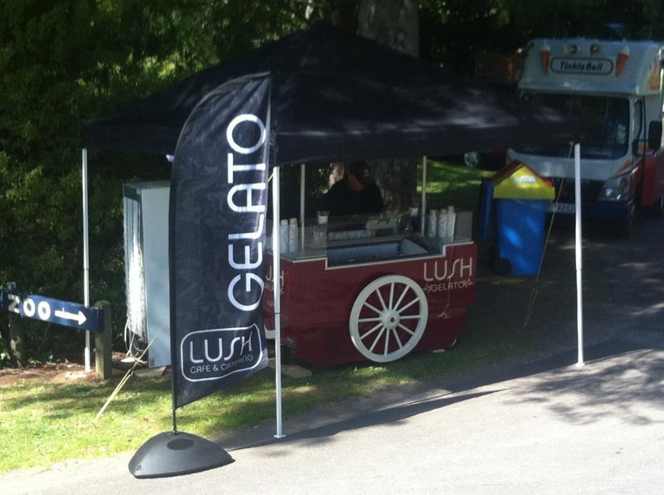 Lush Cafe and Gelato