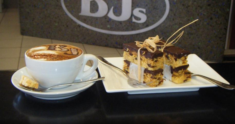BJ's Cafe & Coffee House
