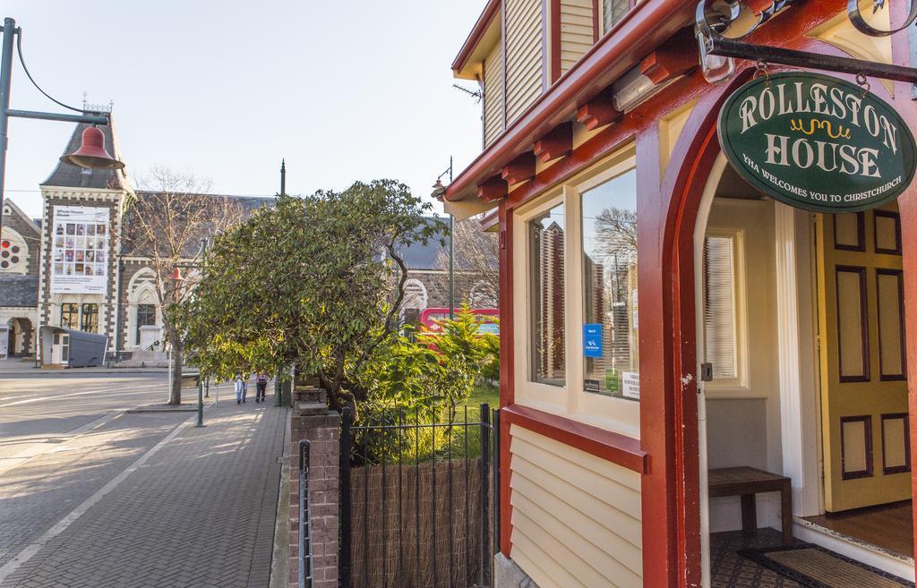 YHA NZ: Christchurch Rolleston House Accommodation