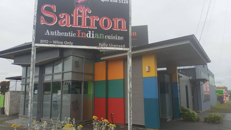 Saffron Indian Restaurant - Waipukurau