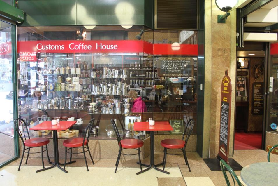 Customs Coffee House