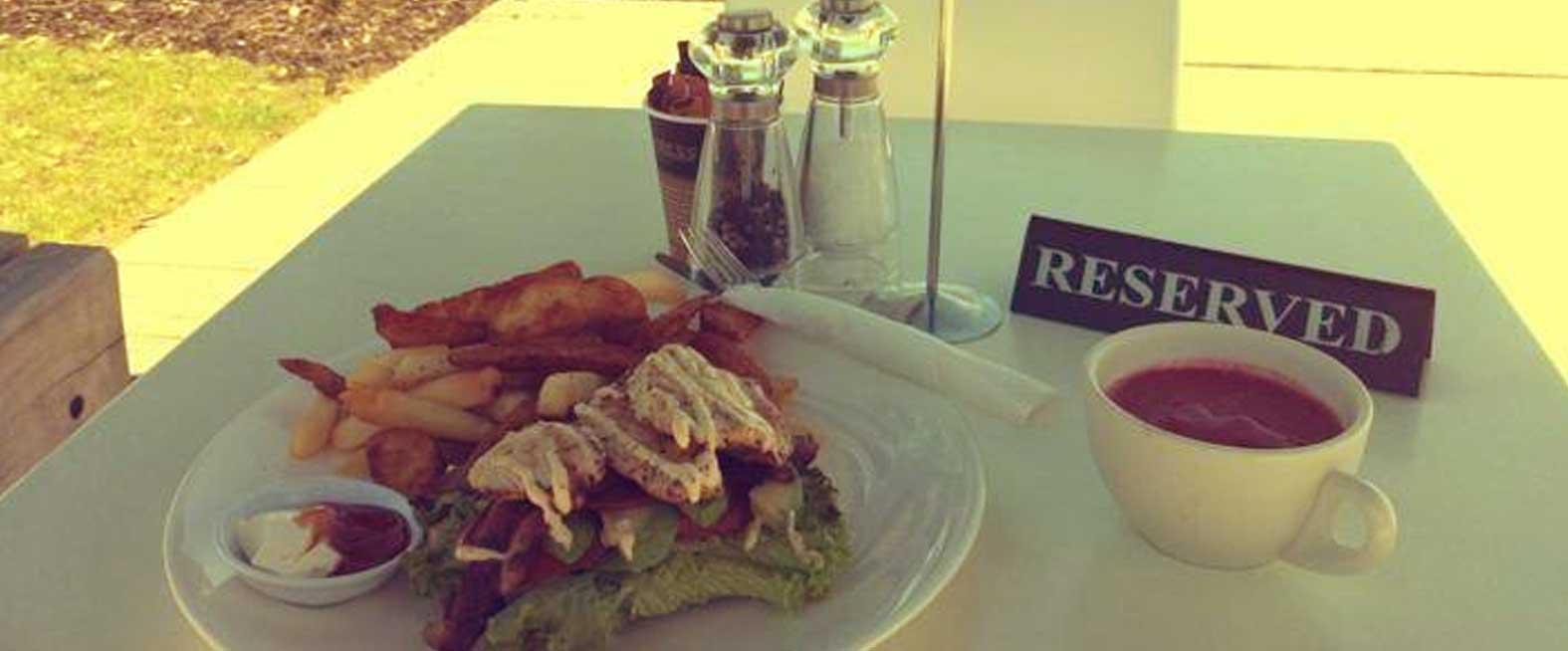 Torpedo Bay Cafe