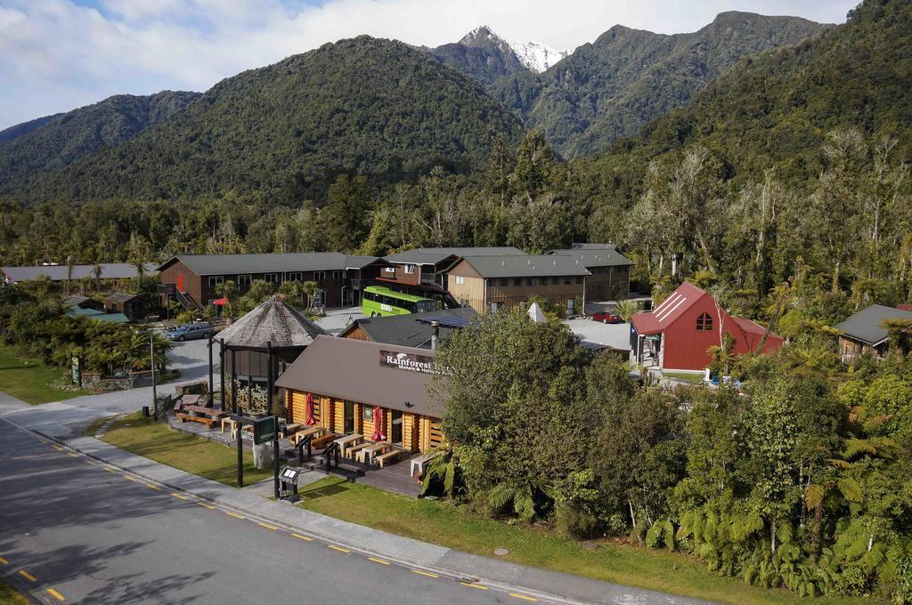 Rainforest Retreat Franz Josef