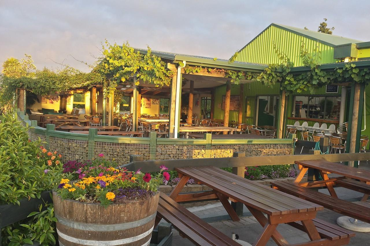 Julians Berry Farm and Cafe