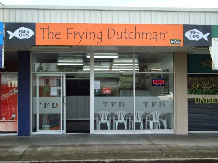 The Frying Dutchman