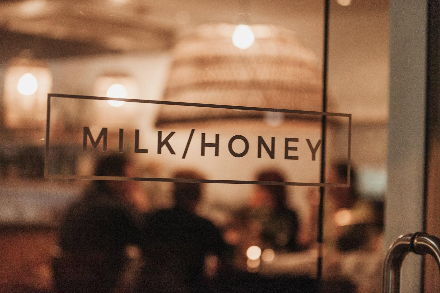 Milk & Honey Restaurant