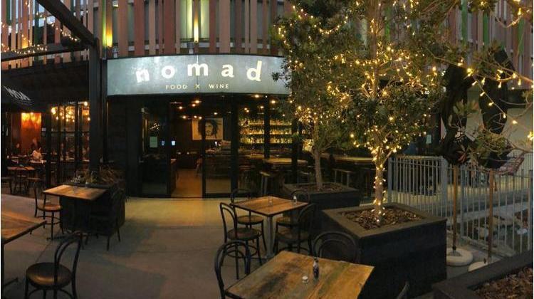 Nomad Food x Wine