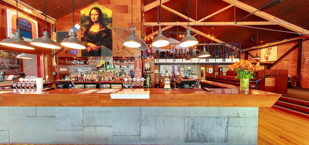 Braided Rivers Restaurant + Bar