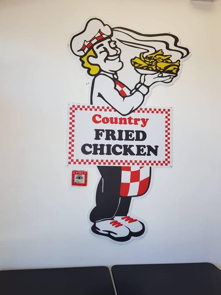 Ashburton Country Fried Chicken