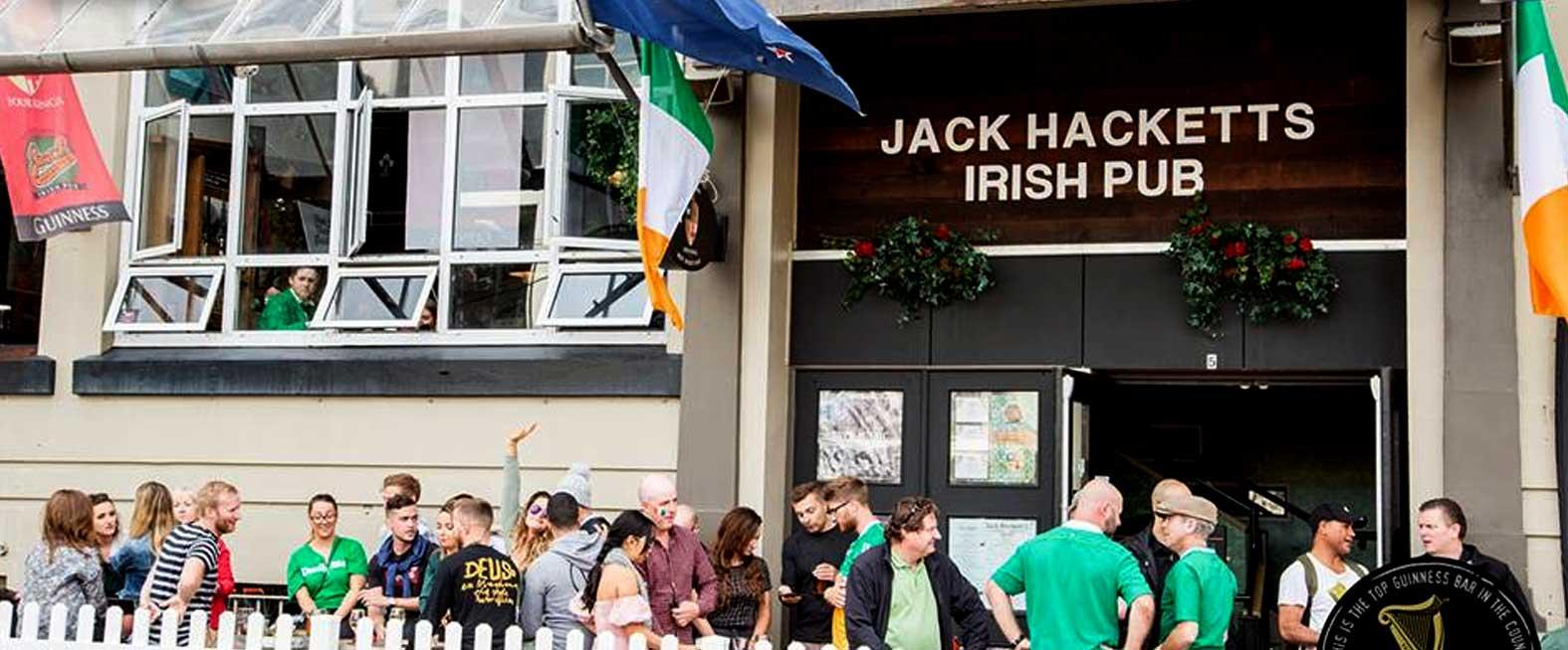Jack Hackett's Irish Pub