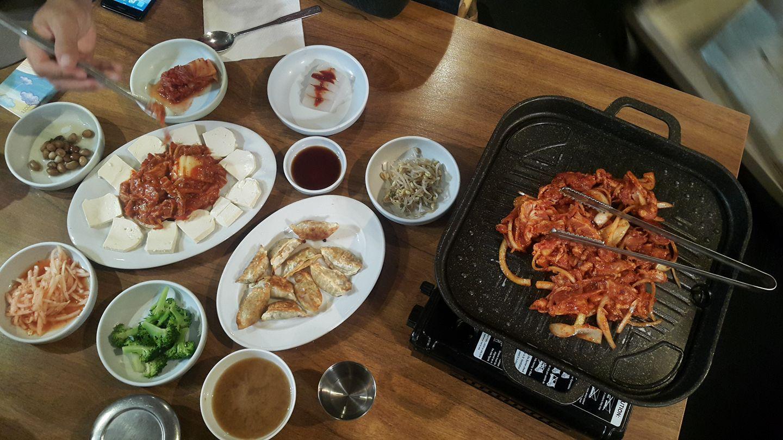 Kim's Korean Restaurant