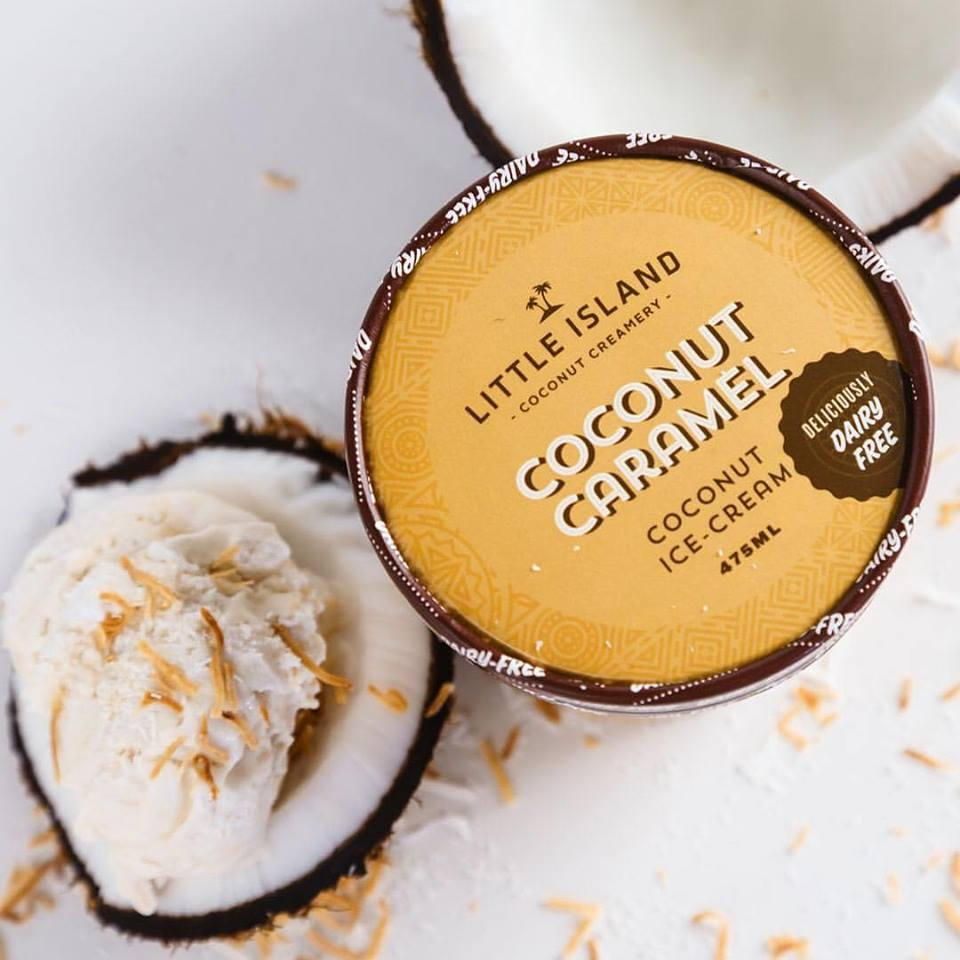 Little Island Coconut Creamery
