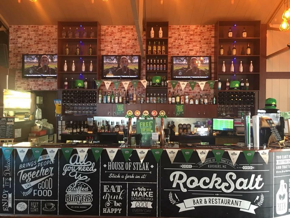 Rocksalt Restaurant & Bar