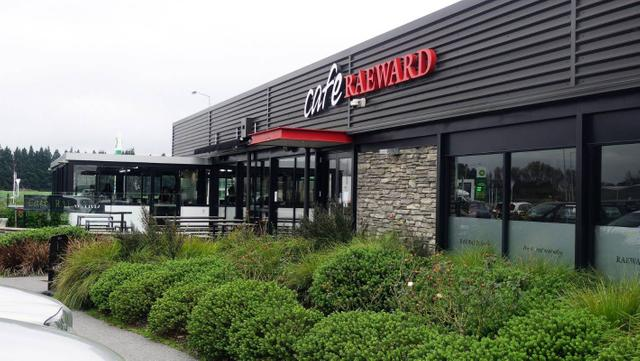 Cafe Raeward Travlr New Zealand