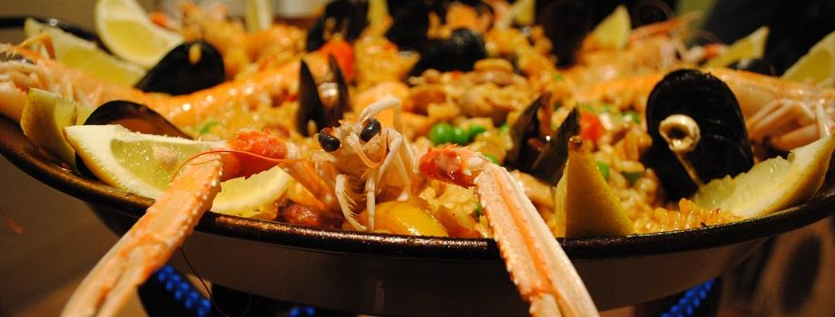 Paella Pan SPANISH CATERING