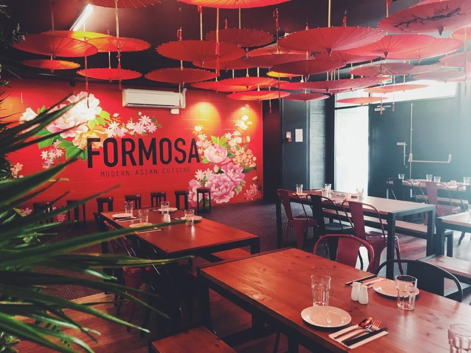 Formosa Modern Asian Cuisine