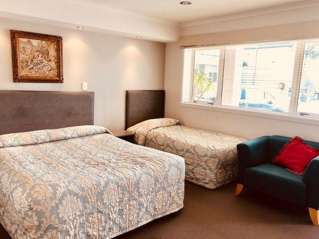 Auckland Phoenix Palm Motel