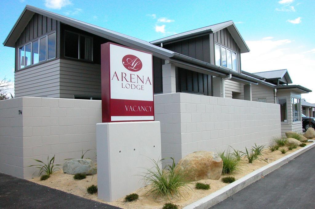 Arena Lodge