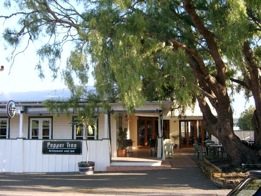 Pepper Tree Restaurant and Bar