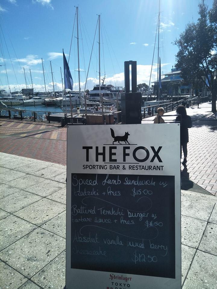 The Fox Sporting Bar & Restaurant