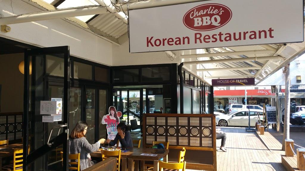 Charlie's Korean BBQ