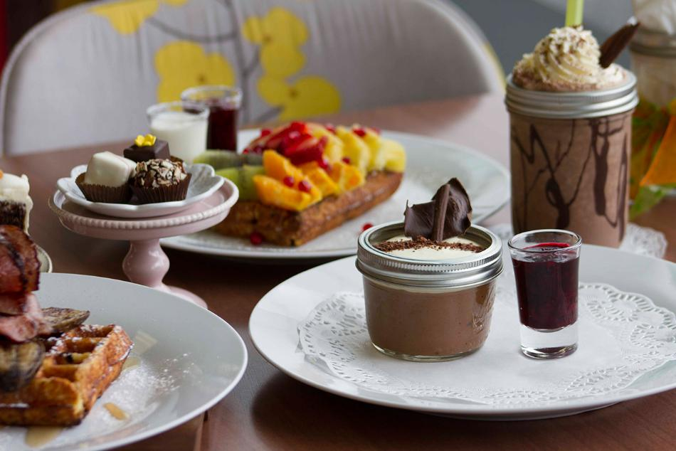House of Chocolate Dessert Cafe & Cakery