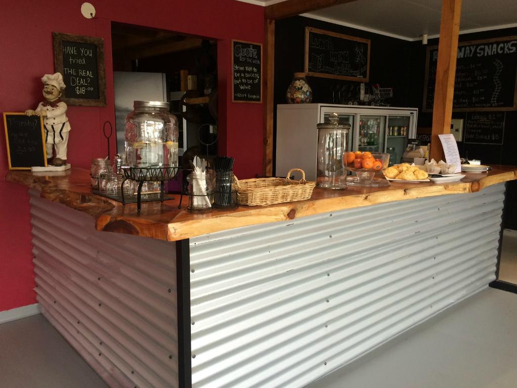 Station Cafe -  Palmerston
