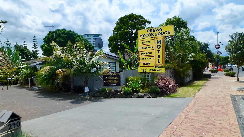 Orewa Motor Lodge