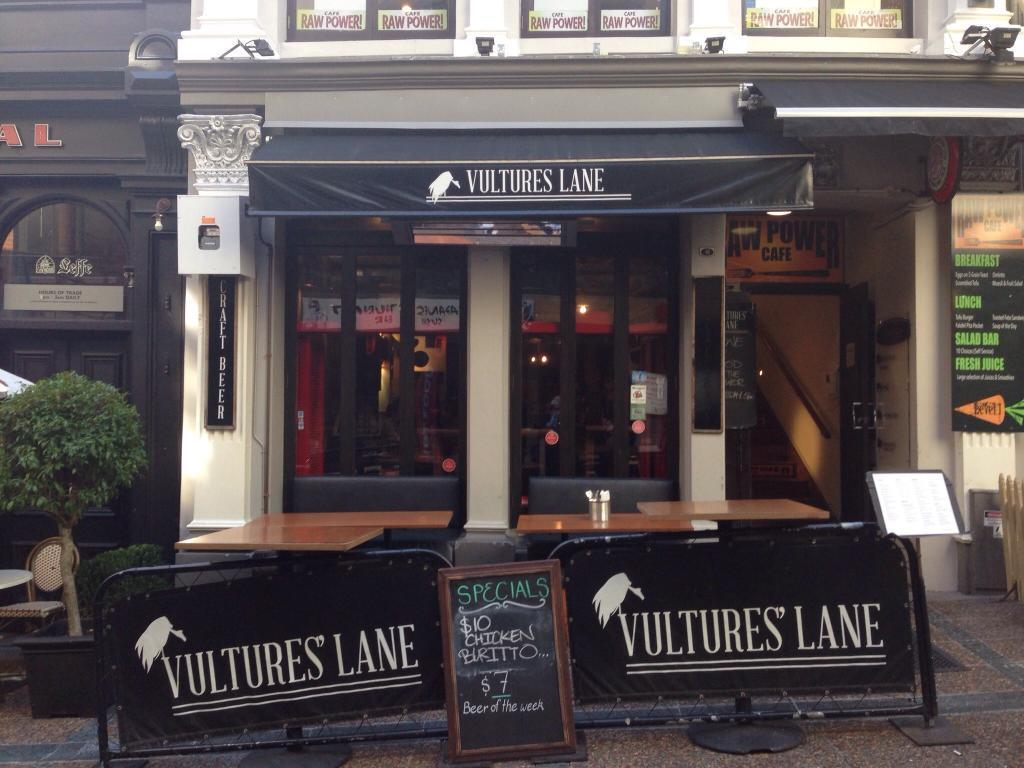 Vultures' Lane