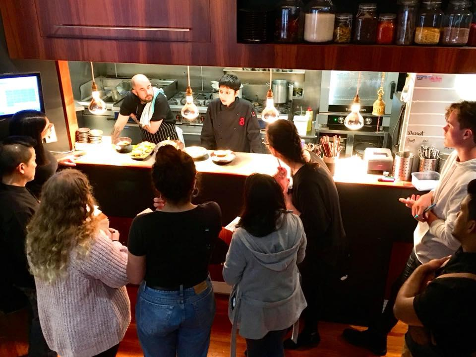 No.8 Restaurant & Bar