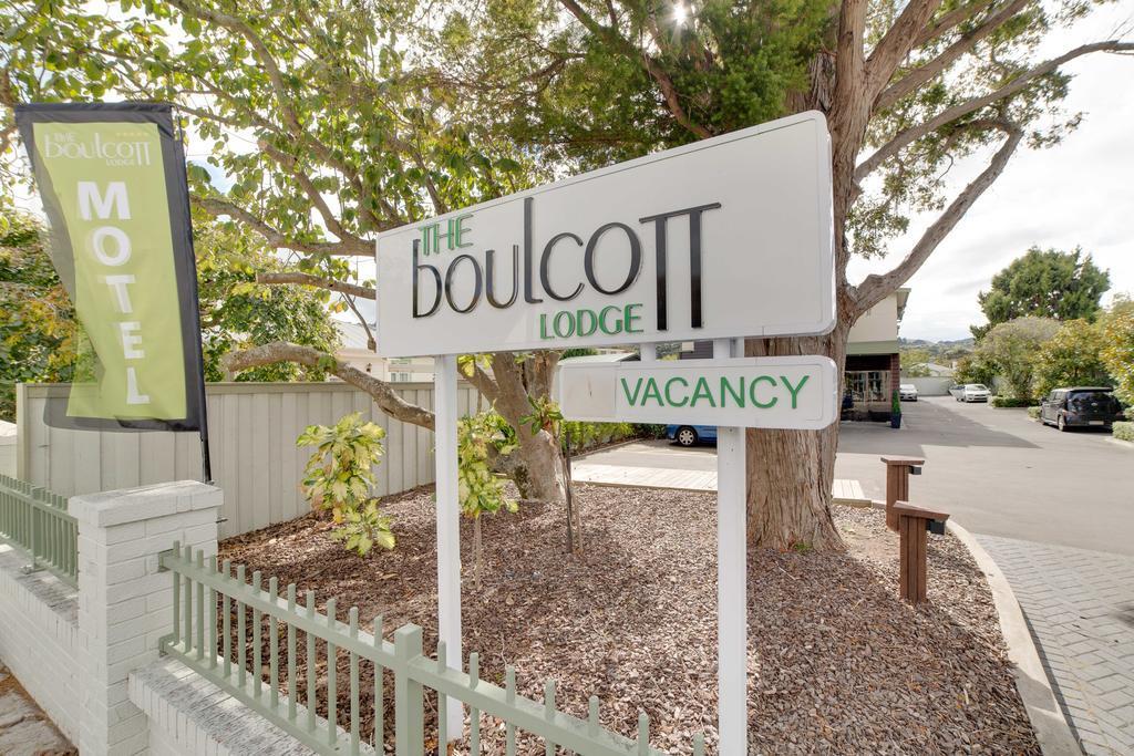 Boulcott Lodge