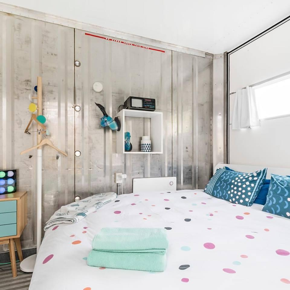 The Wellington Container House