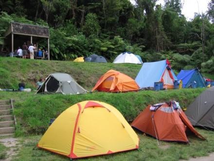 Ohauora Campsite