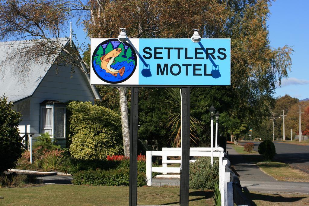 Settlers Motel Turangi