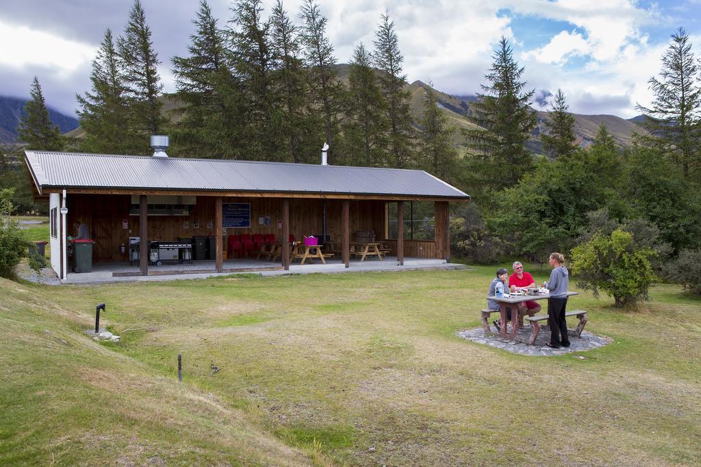 Glentanner Holiday Park Mount Cook